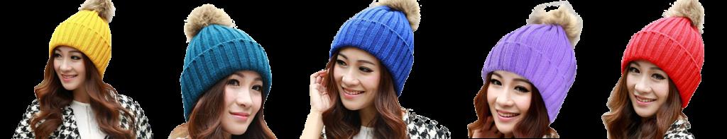gorro de lana mujer sombreros de invierno para mujer Baratos