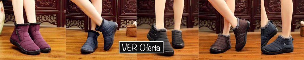 botas de invierno black friday