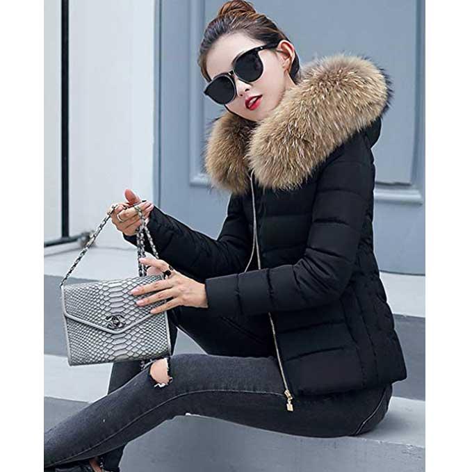 outfit de invierno para mujer Abrigo para frio