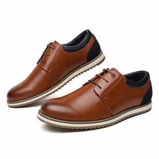 zapatos para primera cita hombre
