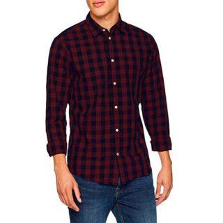 camisa a cuadros hombre ropa para una primera cita