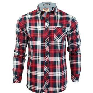 camisas a cuadro para jeans outfit hombre estilo leñador