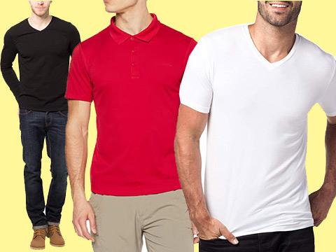 camisetas para hombre de moda estilos que deberias conocer