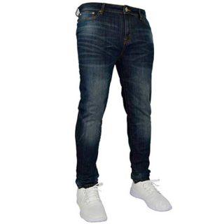 pantalones oscuros para camiza de mezclilla ropas hombre primera cita