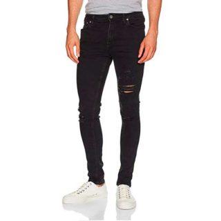 jean-negro-para-usar-con-playera-blanca-y-camisa-casual
