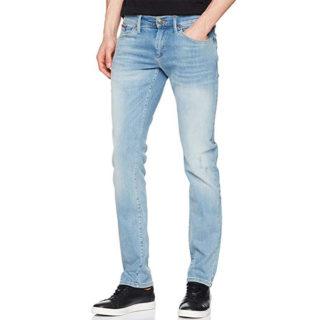 pantalon de mezclilla colores claros hombre slim