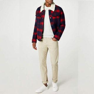 pantalones de mezclilla skinny para hombre delgado outfit hombre delgado