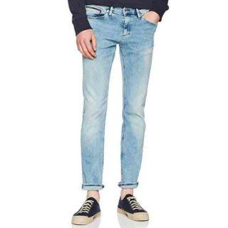 pantalones mezclilla color claro skinny outfit hombre delgado o flaco