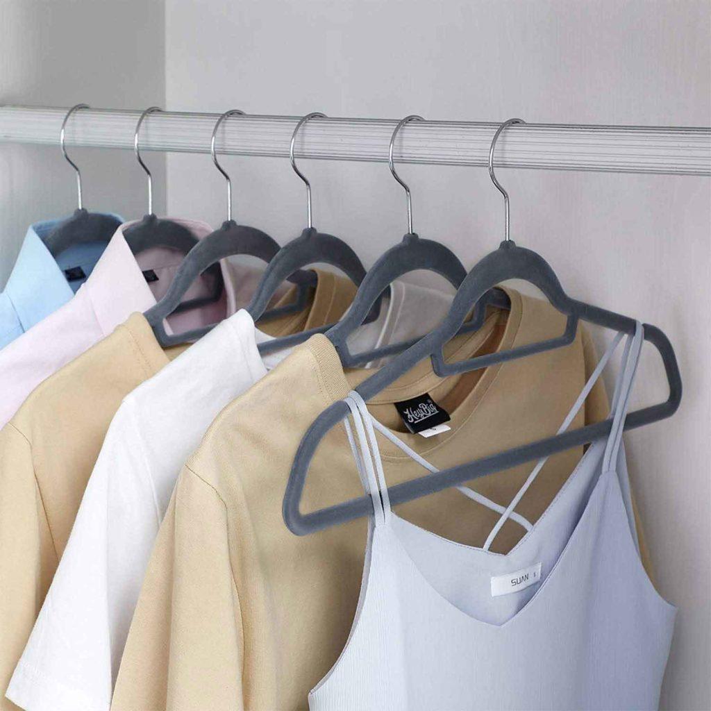 perchas para camisas y camisetas de adulto