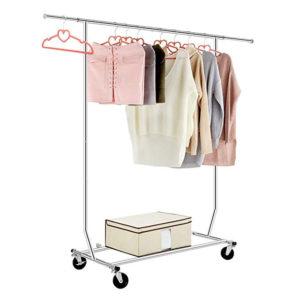 Burro para ropa movil y portatil
