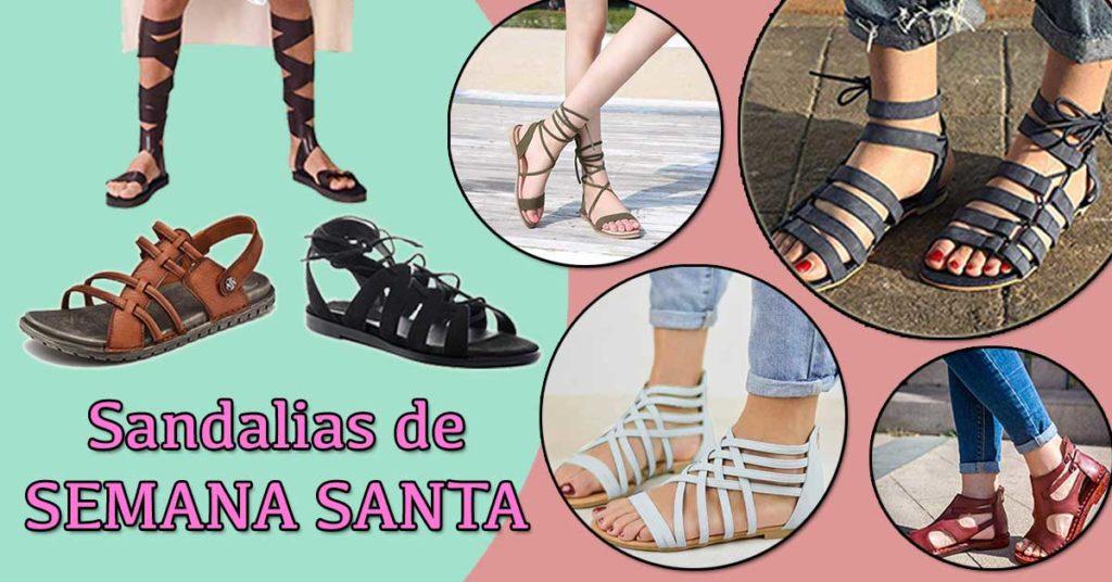 zapatos para las procesiones, teatros y representaciones de semana santa