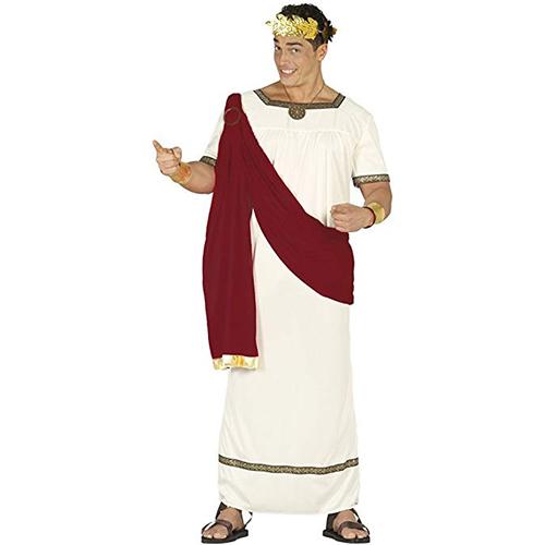 disfraz de emperador romano pilato de la pasion de cristo