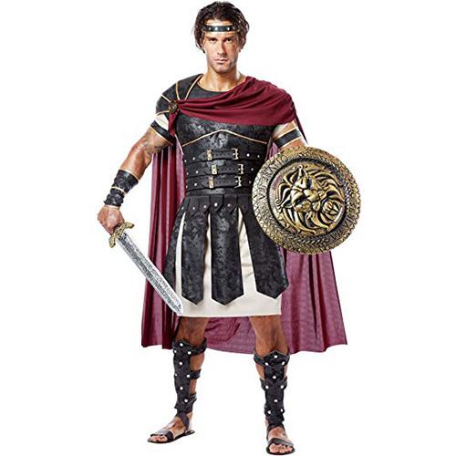 Disfraz de gladiador del ejercito romano