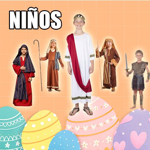 imagen de la categoría de disfraces de semana santa para niños