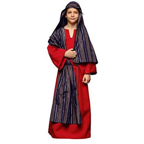 imagen de disfraz de hebreo para procesion infantil