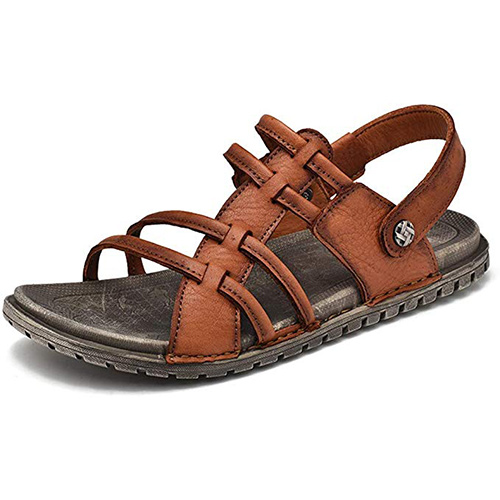 sandalias hebreas para hombre