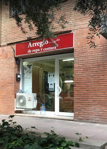 taller de compostura y modista en barcelona